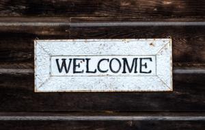 bienvenida blog